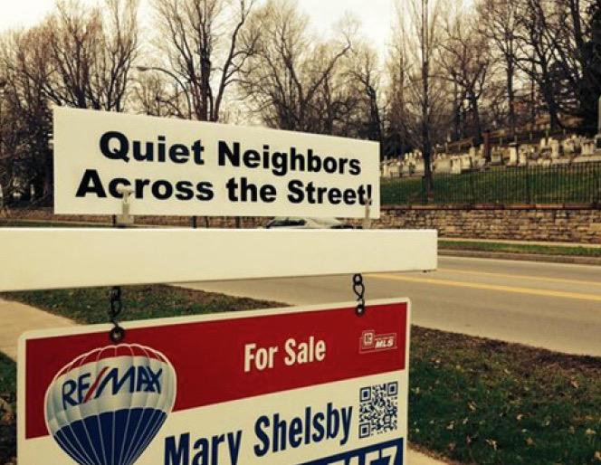 Quiet Neighbors