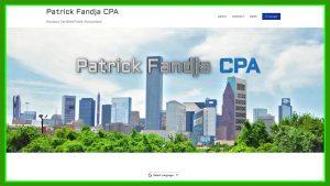Patrick Fandja CPA
