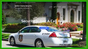 Select Choice Security Services